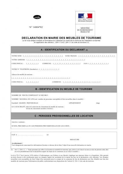 Le Clement Des Meublés De Tourisme Vd Pro
